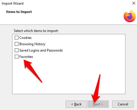 Comment transférer des signets vers et depuis tous les principaux navigateurs - explications