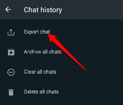 كيفية نقل بيانات WhatsApp إلى هاتف جديد