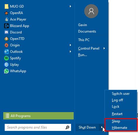 ما هو ملف Hiberfil.sys وكيفية حذفه في نظام التشغيل Windows 10