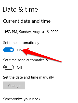 ماذا تفعل إذا لم يفتح Microsoft Store في نظام التشغيل Windows 10