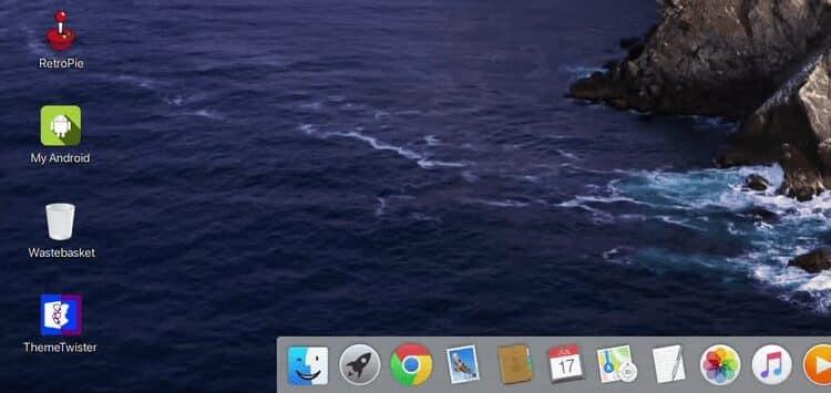 تحويل Raspberry Pi إلى جهاز Mac أو كمبيوتر شخصي باستخدام TwisterOS