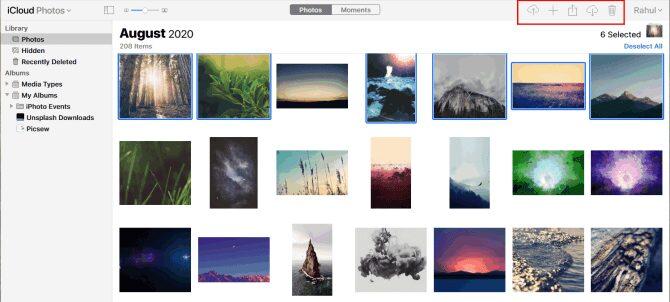 Meilleurs conseils pour utiliser la bibliothèque de photos iCloud - iOS iPadOS Mac