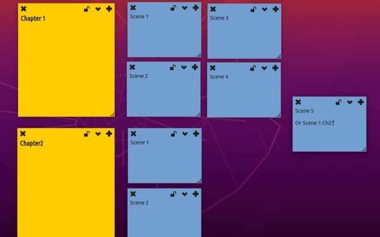 Les meilleures applications de notes autocollantes pour Linux