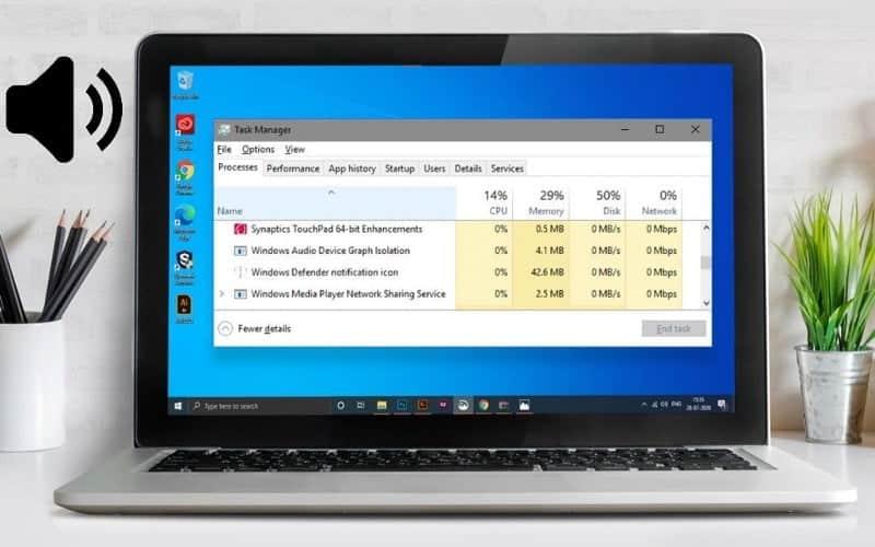 ما هي عملية Windows Audio Device Graph Isolation (وهل هيآمنة) - الويندوز