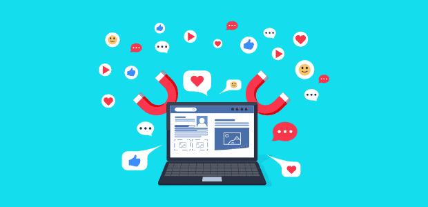 كيفية توصيل جميع الملفات الشخصية للشبكات الاجتماعية الخاصة بك في مكانواحد