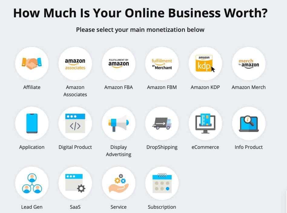 ما المبلغ الذي يستحقه موقع الويب الخاص بي؟ أفضل أدوات تقييم تكلفةموقع الويب