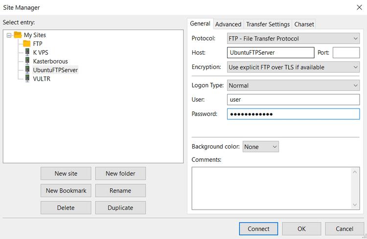كيفية تثبيت خادم FTP على Ubuntu في خطواتبسيطة