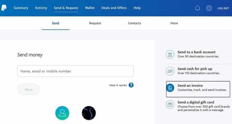 كيفية استخدام PayPal لإدارة أعمالكالجانبية