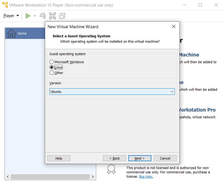 Comment installer Linux dans Windows à l'aide de la machine virtuelle de VMware