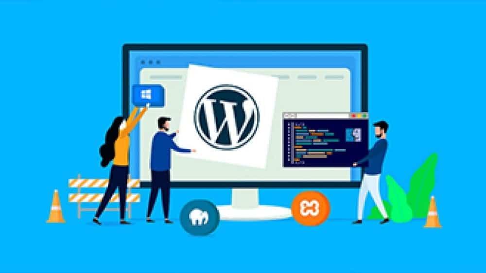 كيفية تثبيت موقع WordPress محليًا على جهاز الكمبيوتر الخاصبك