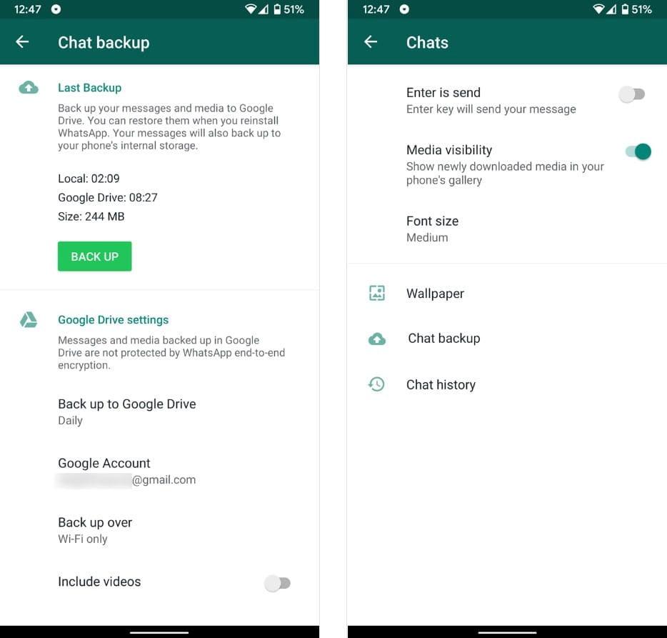 كيفية عمل نسخة احتياطية لجهاز Android الخاص بك بشكلصحيح - Android