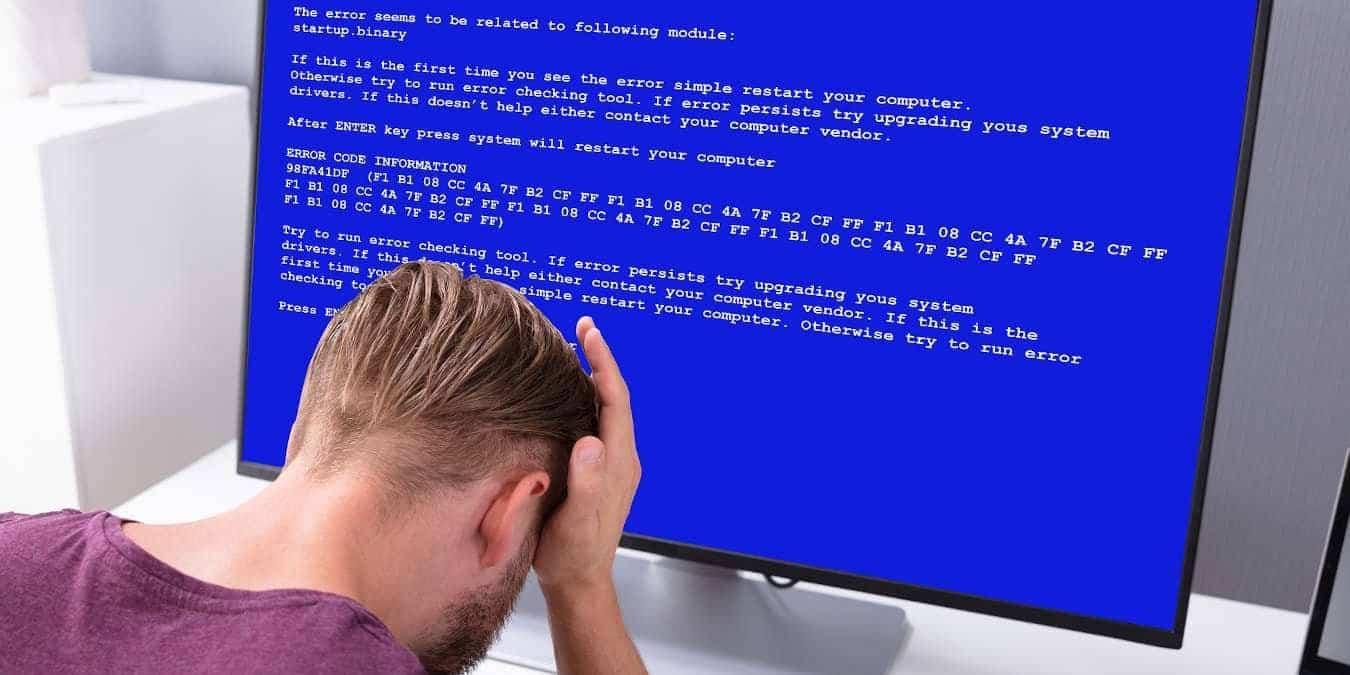 لماذا يتعطل Windows؟ أكثر الأسبابشيوعًا