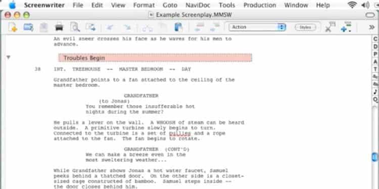 أفضل تطبيقات كتابة السيناريو لنظامي التشغيل Windows وMac