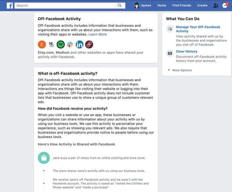 طرق ينتهك بها Facebook خصوصيتك (وكيفيةإيقافها)