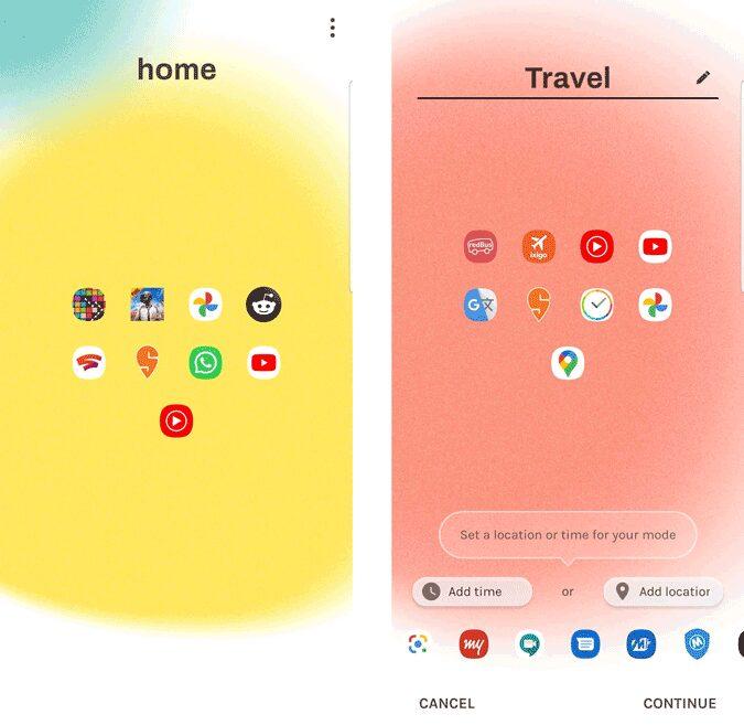 Applications qui étendent les fonctionnalités de bien-être numérique - Android