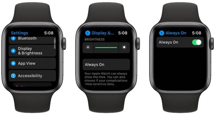 أفضل الطرق لإطالة عمر البطارية ومدة استمرارها على AppleWatch