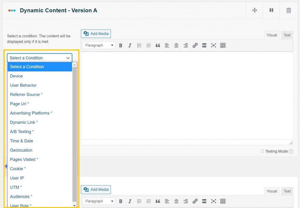 كيفية عرض محتوى مُخصص لمختلف المستخدمين على موقع WordPress الخاصبك - احتراف الووردبريس