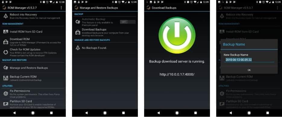 Meilleurs outils pour sauvegarder votre appareil Android sur PC - Android