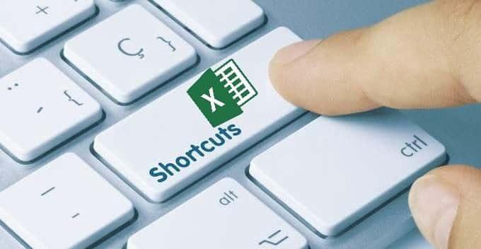 كيفية إنشاء اختصارات لوحة مفاتيح مخصصة في Microsoft Excel