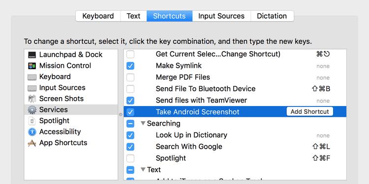 كيفية التقاط لقطة شاشة لنظام Android على Windows وMac