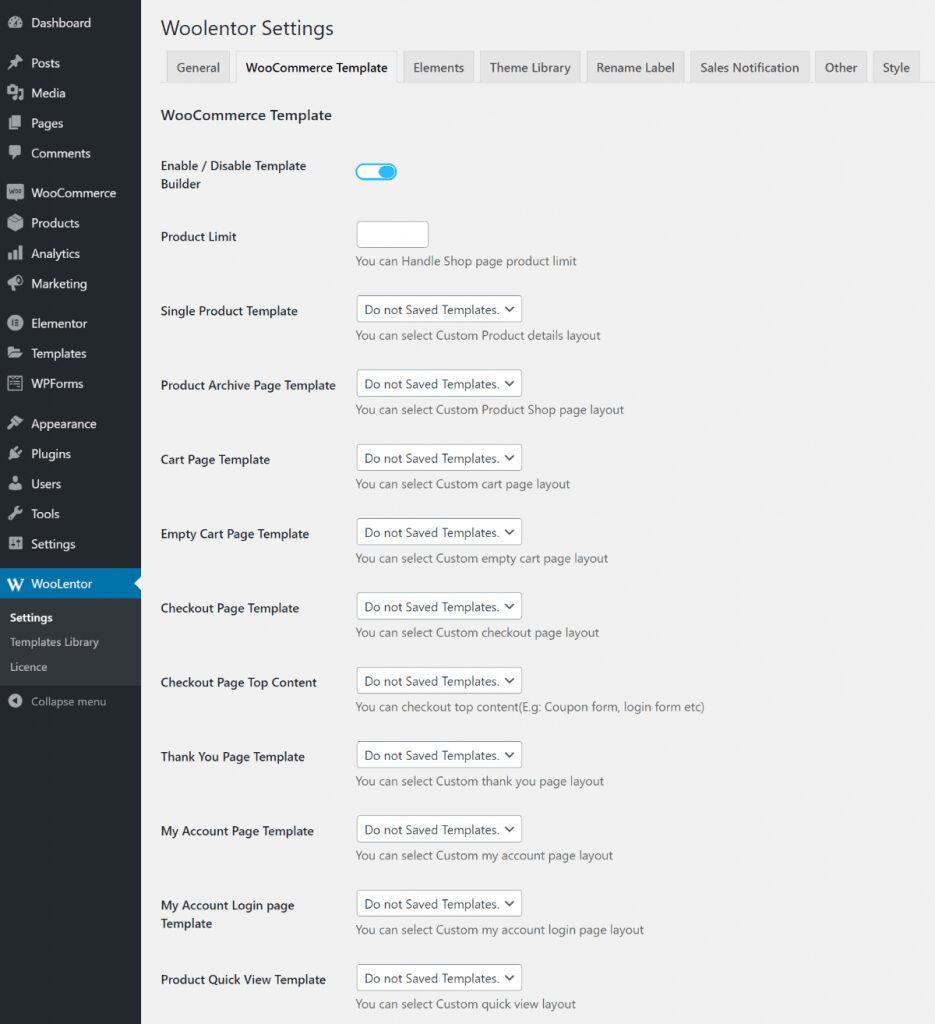 مراجعة WooLentor: استخدام Elementor لتصميم متجر WooCommerce الخاصبك - احتراف الووردبريس