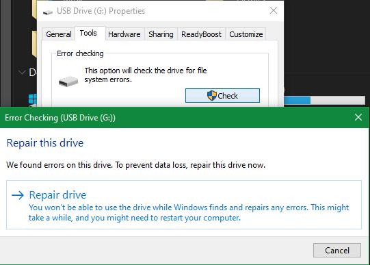 """أفضل الإصلاحات لخطأ """"لم يتمكن Windows من إكمال عمليةالتهيئة"""""""
