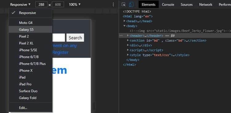 كيفية استخدام Chrome DevTools لاستكشاف مشكلات موقع الويبوإصلاحها