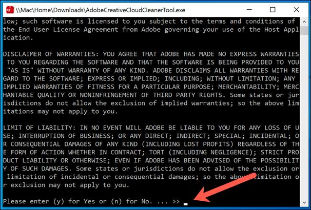 كيفية إصلاح أخطاء خدمة تكامل برامج Adobe الأصلية