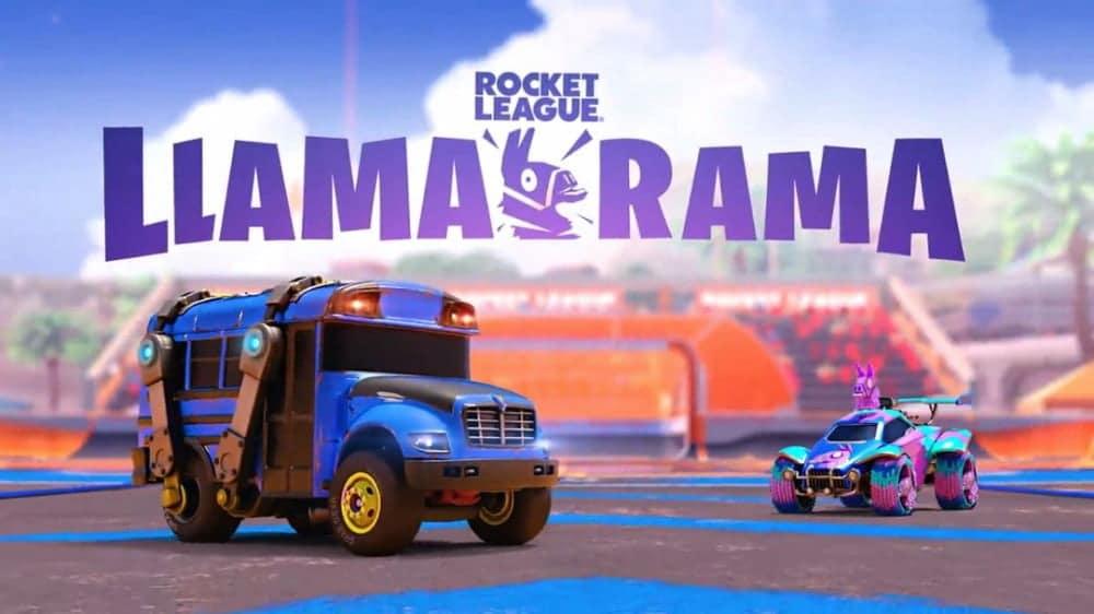 Comment réclamer des récompenses Llama Rama dans Rocket League