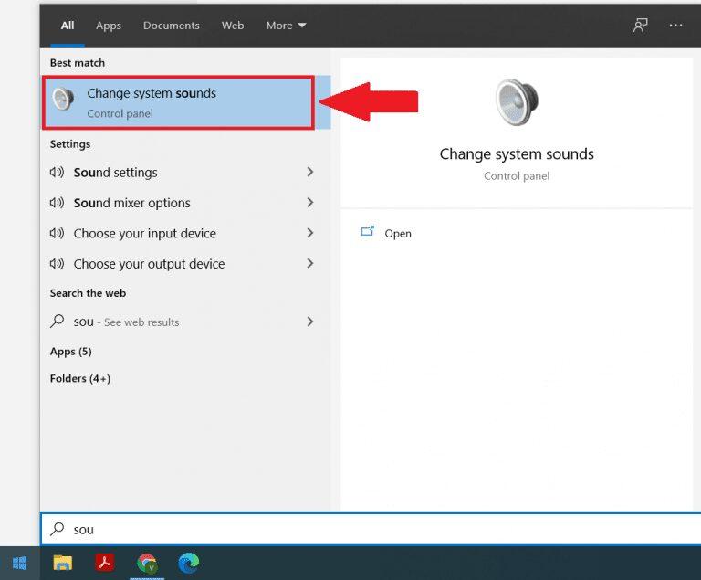 Comment changer le son de démarrage de Windows 10 - Windows