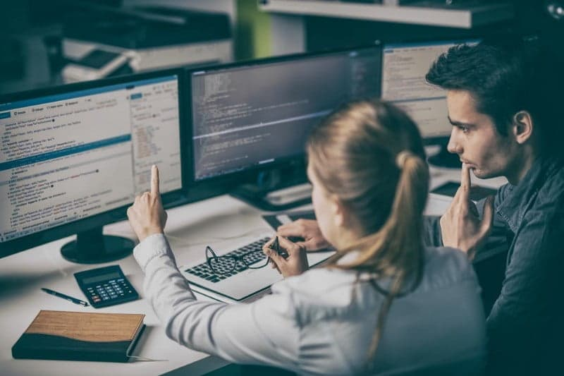 هل يجب أن تكون مبرمجًا؟ اختبارات الكفاءة في البرمجة لمساعدتك على اتخاذالقرار - مواقع