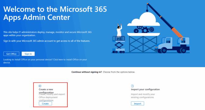 تخصيص تثبيت Microsoft Office باستخدام أداة نشرOffice