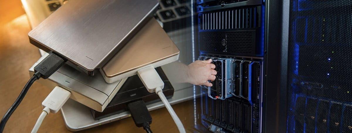 Oubliez le stockage dans le cloud: pourquoi devriez-vous passer à la sauvegarde locale - Articles