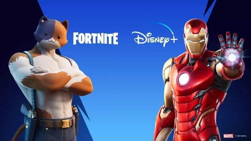 كيفية الحصول على اشتراك Disney Plus مجانًا معFortnite - ألعاب