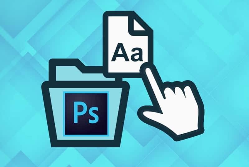 كيفية إضافة الخطوط إلى Adobe Photoshop على Windows وMac