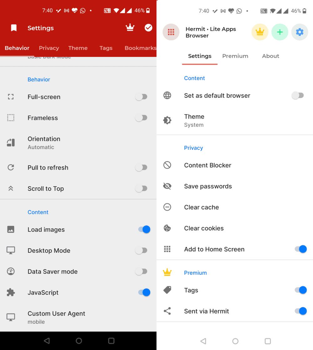 كيفية تحويل أي موقع ويب إلى تطبيق Android فيثوانٍ