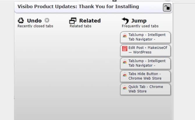 أفضل إضافات Google Chrome لإدارة علاماتالتبويب