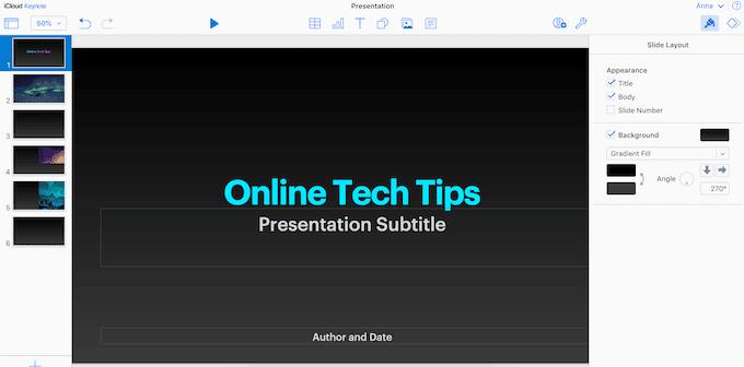 أفضل بدائل PowerPoint التي يُمكنك استخدامها عبرالإنترنت