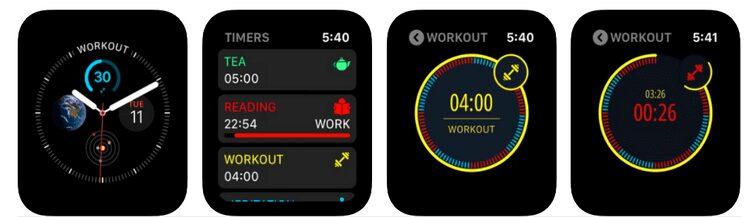 Meilleures applications Apple Watch pour augmenter votre productivité