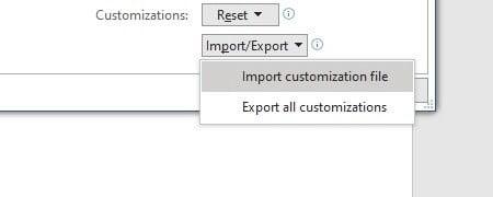 كيفية تخصيص الشريط في Microsoft Office - شروحات