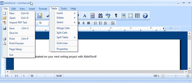 أفضل البدائل المجانية لـ Microsoft Word التي يجب أنتجربها