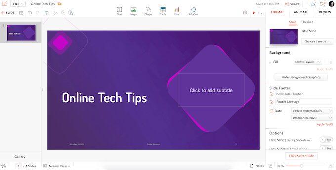 Les meilleures alternatives PowerPoint que vous pouvez utiliser en ligne