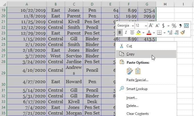 Meilleures façons de convertir un fichier Excel en Google Sheets