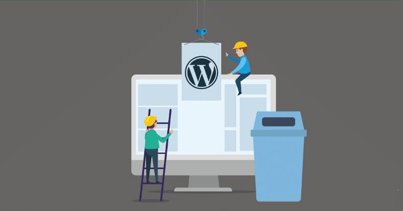 كيفية تثبيت وتحديث وإزالة قالب WordPress