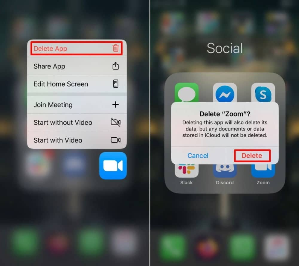 كيفية إصلاح مشاكل Zoom وتطبيقات مؤتمرات الفيديو الأخرى على iPhone
