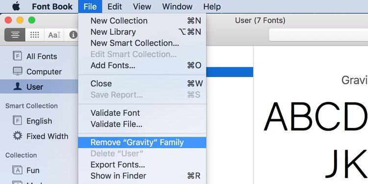 كيفية إضافة الخطوط إلى Adobe Photoshop على Windows وMac - Mac الويندوز