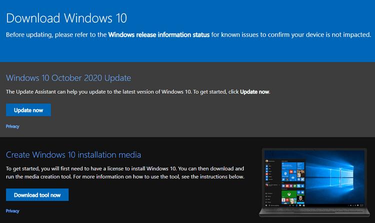 كيفية إصلاح رمز خطأ Windows Update 0x80240fff في Windows10