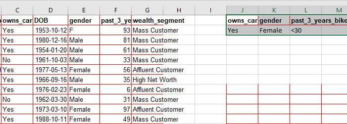 كيفية تصفية البيانات في Excel لعرض المعلومات التيتُريدها