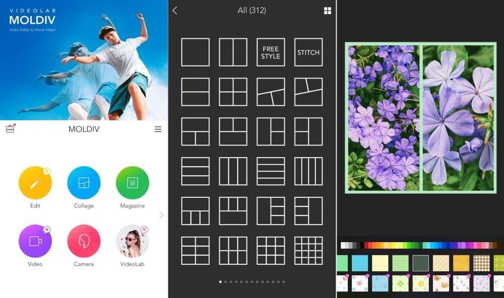 أفضل تطبيقات تجميع الصور (الكولاج) لأجهزة Android وiOS