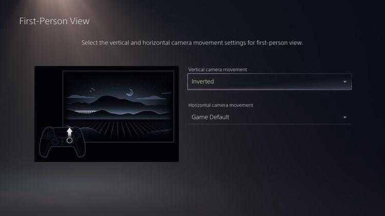 كيفية اختيار إعدادات اللعبة الافتراضية في جميع ألعابPS5